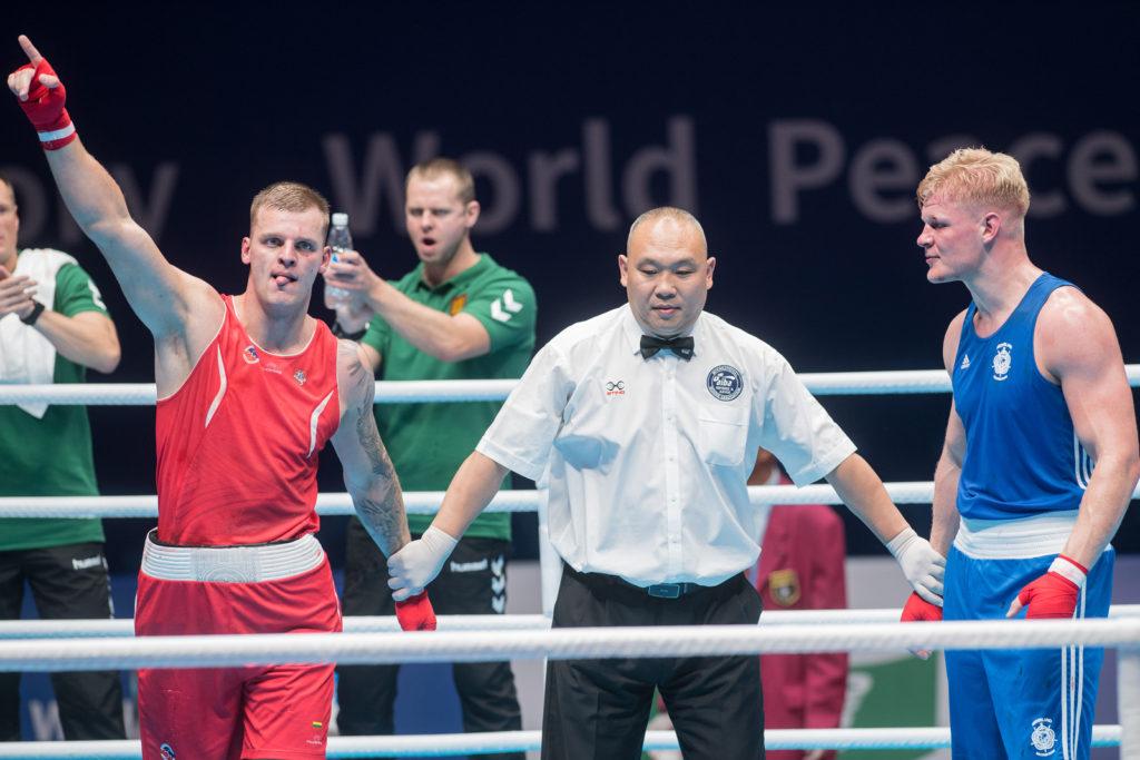 Pasaulio kariškių sporto žaidynės 2019 m.