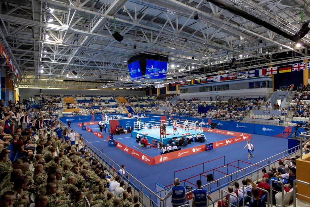 Europos žaidynės Minske 2019 m.
